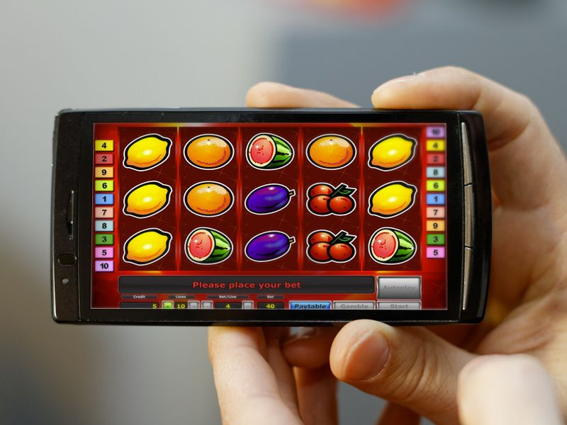 Check out the Modern Mobile Casino