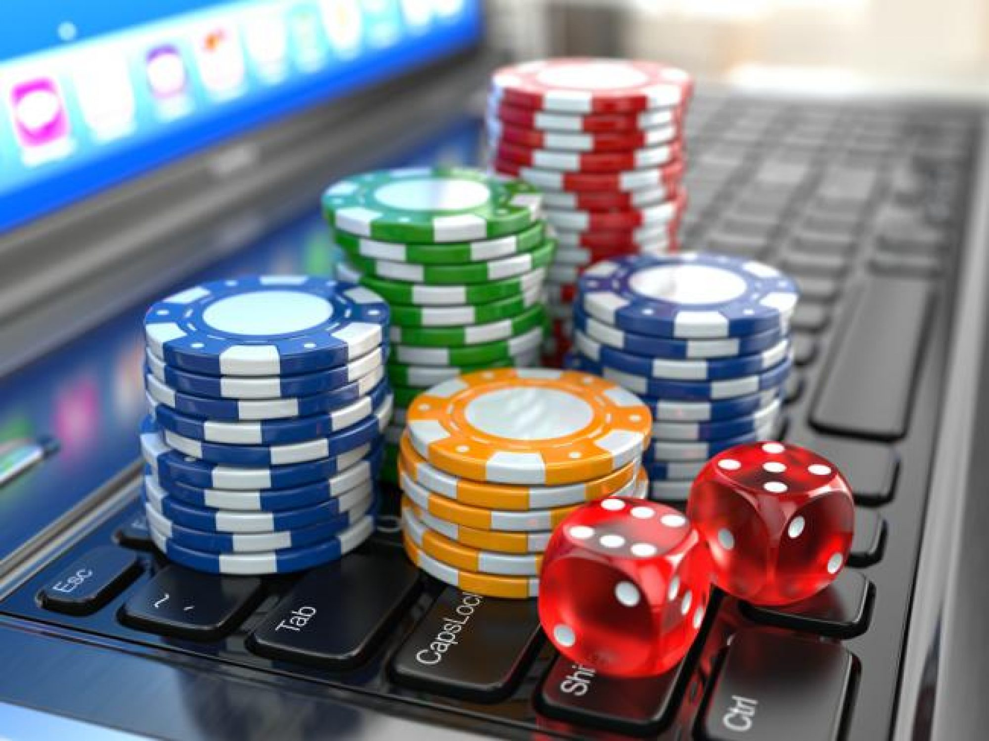 Play Online Slot Games For Real Money