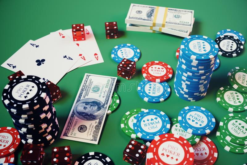 Four Stable Causes To Keep Away From Poker