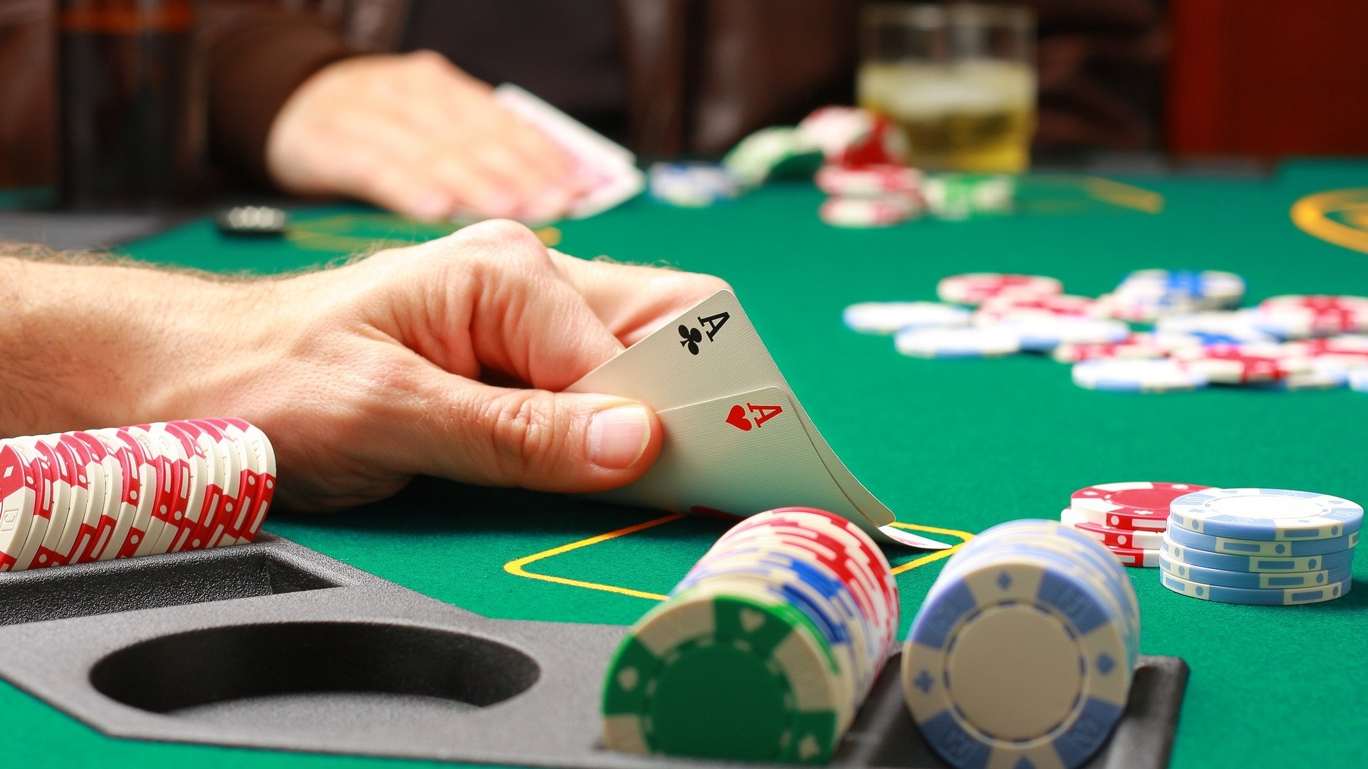 Problems Everybody Has With Gambling